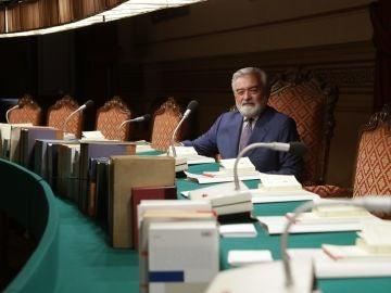 Darío Villanueva- director de la RAE