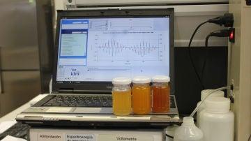 Una lengua electronica permite identificar miel adulterada