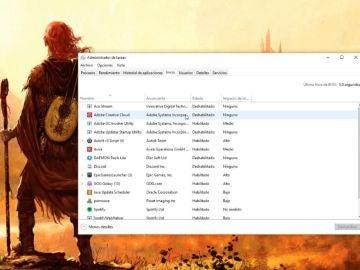 Windows inicio