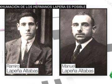 VÍDEO REEMPLAZO | Las grabaciones del CSIC en el Valle de los Caídos desvelan que la exhumación de los hermanos Lapeña es posible