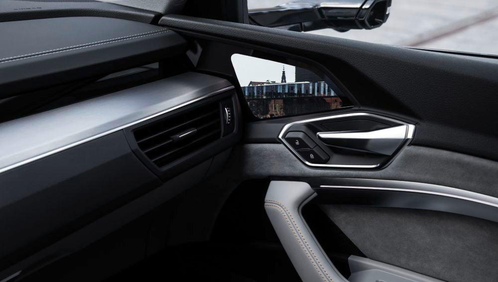 Audi Virtual Mirror