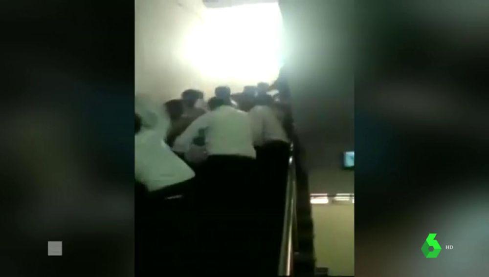 18 hombres detenidos por violar y torturar durante meses a una niña con discapacidad