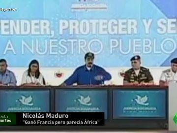Maduro Racista