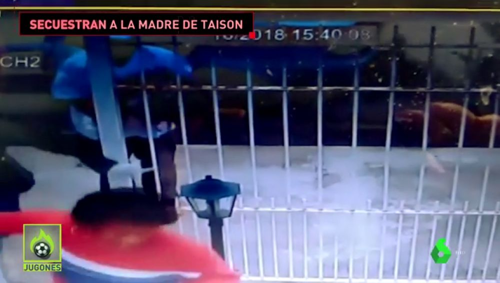 La policia brasileña libera a la madre del futbolista Taison, secuestrada en su domicilio