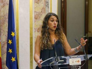 Portavoz de Podemos en el Congreso