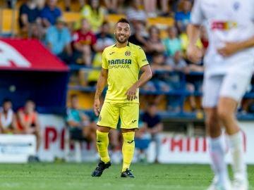 Cazorla debuta con el Villarreal