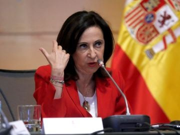 La Ministra de Defensa, Margarita Robles