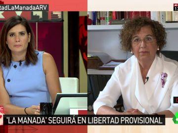 La abogada especializada en defensa de la mujer, María José Varela
