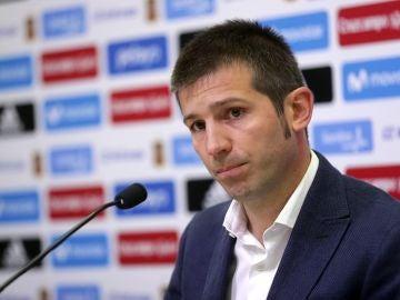 Albert Celades anuncia su despedida de la selección