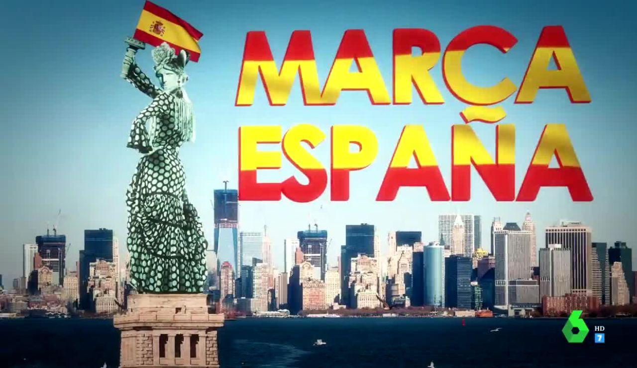 Marca España en Zapeando
