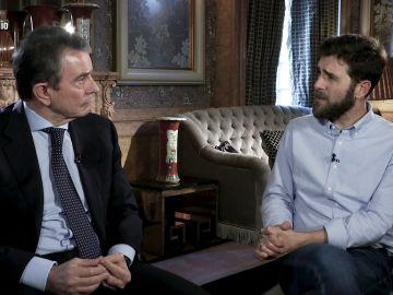 Gonzo entevista a Antonio Catalán