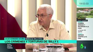 Julio Gomariz, víctima de 'Billy el Niño'