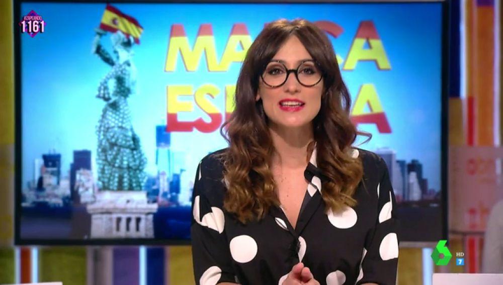 Marca España, la sección de Ana Morgade sobre las surrealistas cosas que sólo pasan en España