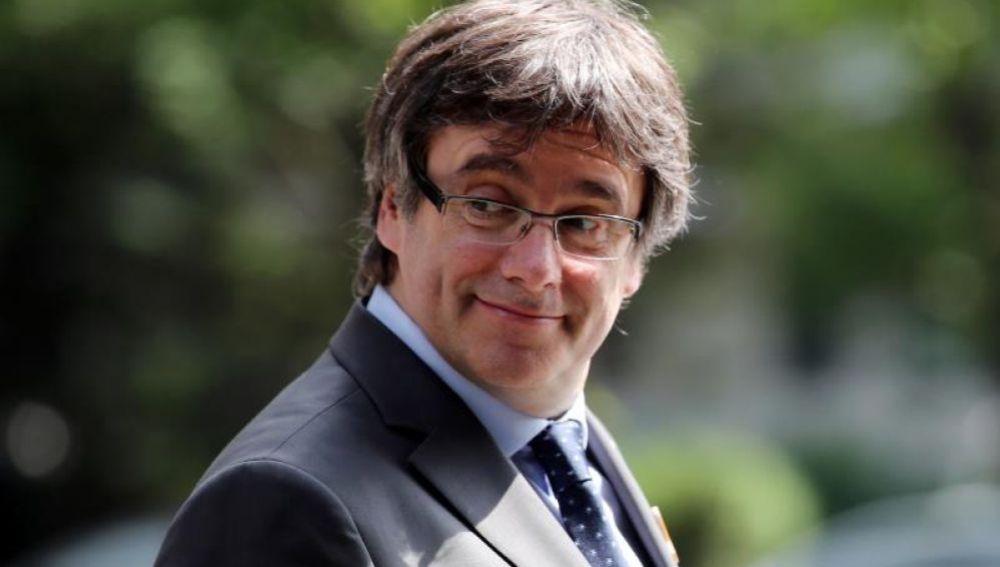 laSexta Noticias 14:00 (19-07-18) El juez Pablo Llarena rechaza la entrega a España de Carles Puigdemont sólo por malversación
