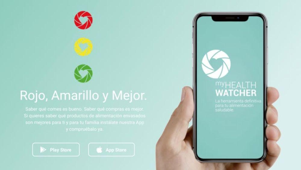 MyHealth Watcher, la app para escanear alimentos