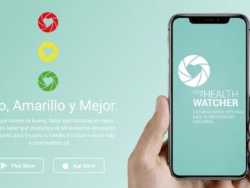 MyHealth Watcher, la app para escanear alimentos