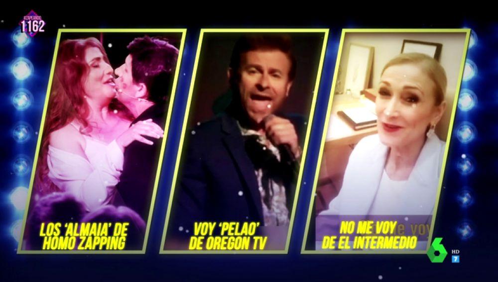'No me voy' de El Intermedio, cuarta finalista de los premios Zapeando a la Mejor canción original
