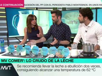 El experto en nutrición Luis Alberto Zamora