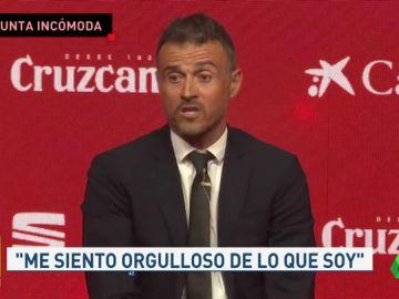 """Enfrentamiento de Luis Enrique con la prensa: """"Entiendo la mala intención, pero me resbala"""""""