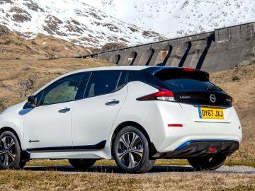 El nuevo Nissan Leaf, todo un éxito en Europa