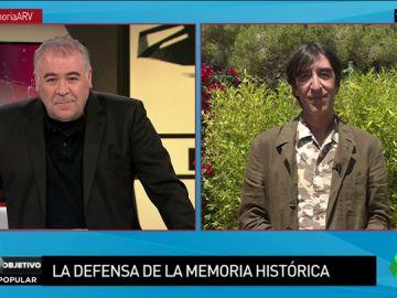 El escritor Benjamín Prado