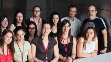 investigadoras del CNIC