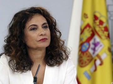 María Jesús Montero (Archivo)