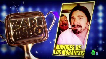 Los Morancos ganan el premio Zapeando