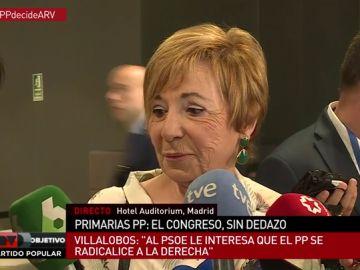 Celia Villalobos responde a los medios