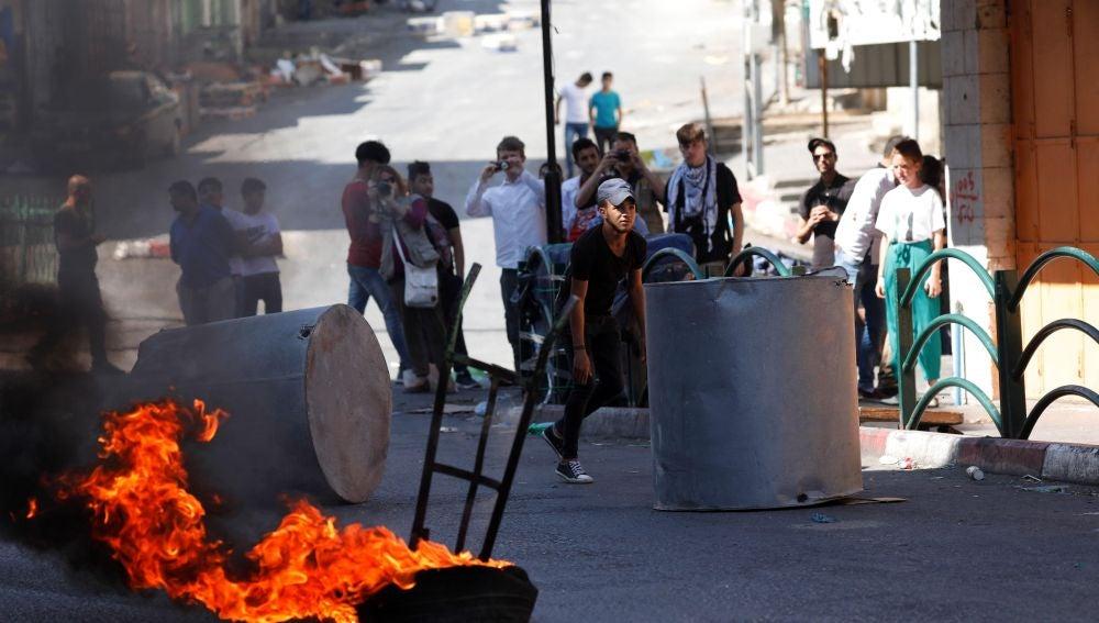 Operación militar israelí en Gaza