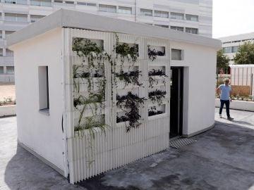 Casa construida con una impresora 3D en Valencia