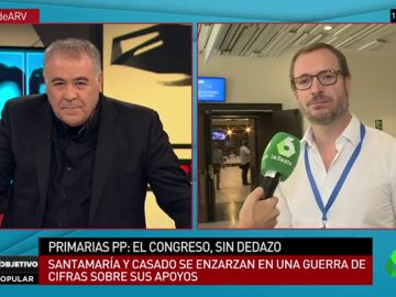 El vicesecretario del PP Javier Maroto