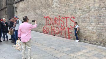 Tourists Go Home