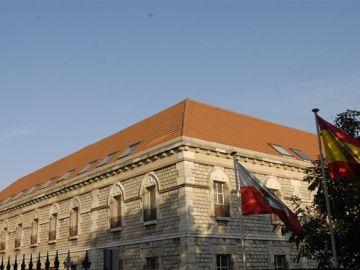 Palacio de Justicia de Santander