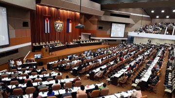La Asamblea Nacional de Cuba