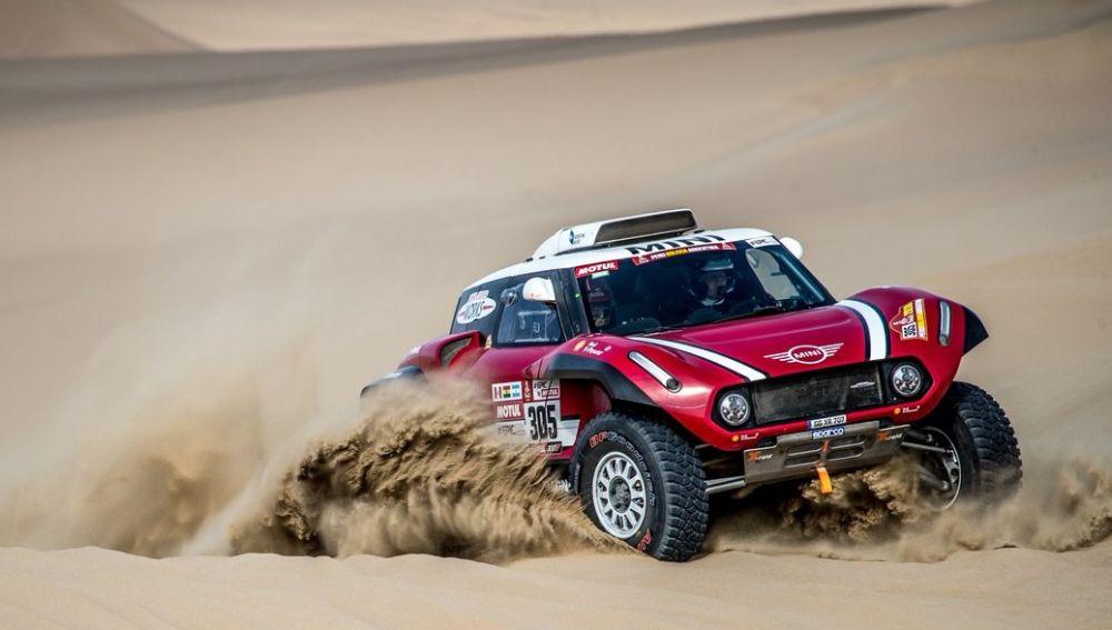 El Dakar peruano tendrá más de 2.000 kilómetros