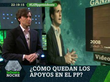 """Montesinos: """"Casado va a intentar negociar con Santamaría los nombres clave del futuro organigrama del PP"""""""