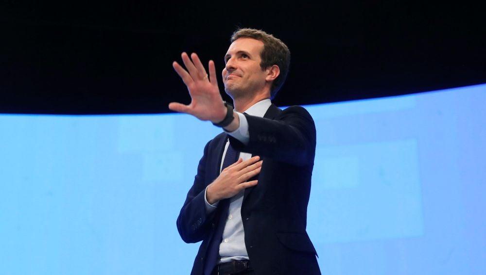 Pablo Casado ha sido elegido nuevo presidente del PP