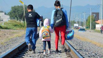 Migración de centroamericanos