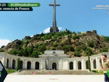 """""""Sacar los restos de Franco es muy talibán, es destruir la historia"""": así se vive en el Valle de los Caídos la exhumación del dictador"""