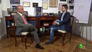"""Ruiz-Jarabo, exdirector de la Agencia Tributaria: """"Con otra reforma legal se podría publicar la lista de amnistiados"""""""