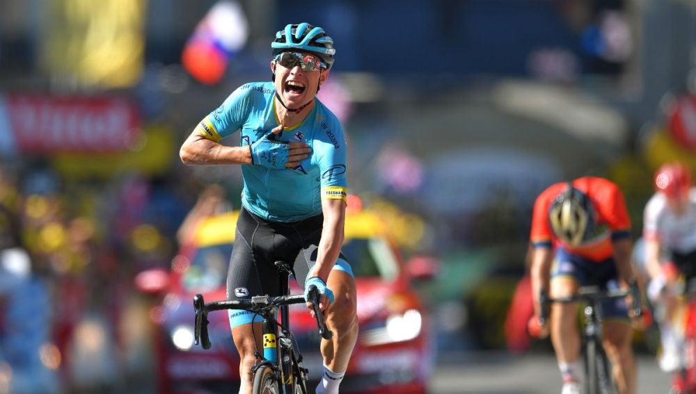 NIelsen, ganador de una etapa del Tour