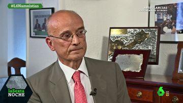"""Ruiz-Jarabo, exdirector de la Agencia Tributaria: """"Cualquier español estaría siendo investigado en el caso de Juan Carlos I"""""""