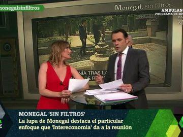 Iñaki López y Andrea Ropero interpretan en directo las cartas de amor de Machado a Pilar de Valderrama