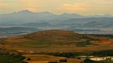 Un yacimiento de Palencia da nuevas pistas sobre la arqueologia belica