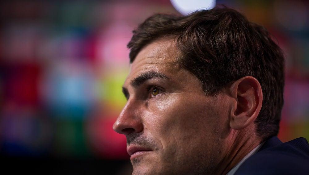 Iker Casillas en el FIFA Congress