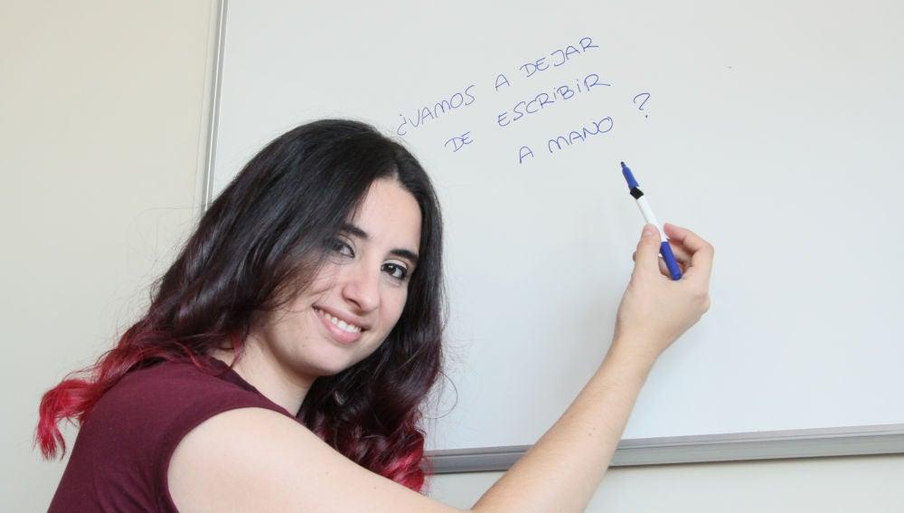 ¿Dejaremos de escribir a mano?