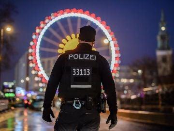 La Policía de lo criminal de Berlín investiga el ataque incendiario a dos sintecho