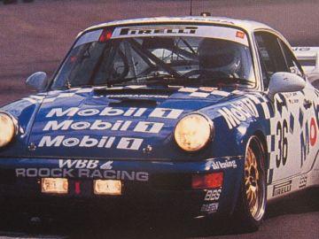 Porsche Roock Racing 1993 Spa 24h