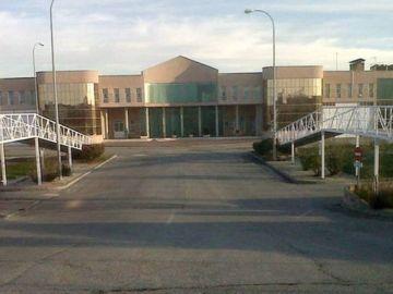En la imagen prisión de Navalcarnero